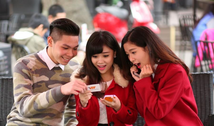 Vietnamobile tưng bừng kỷ niệm thành lập